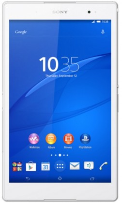 Android Sony Xperia Z3 Tablet Compact, 16GB, WiFi, biely (SGP611CE/W.AE1)