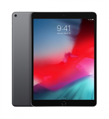 """Android Tablet Apple iPad Air 10.5"""" Wi-Fi 64GB Space Gray, MUUJ2FD/A"""