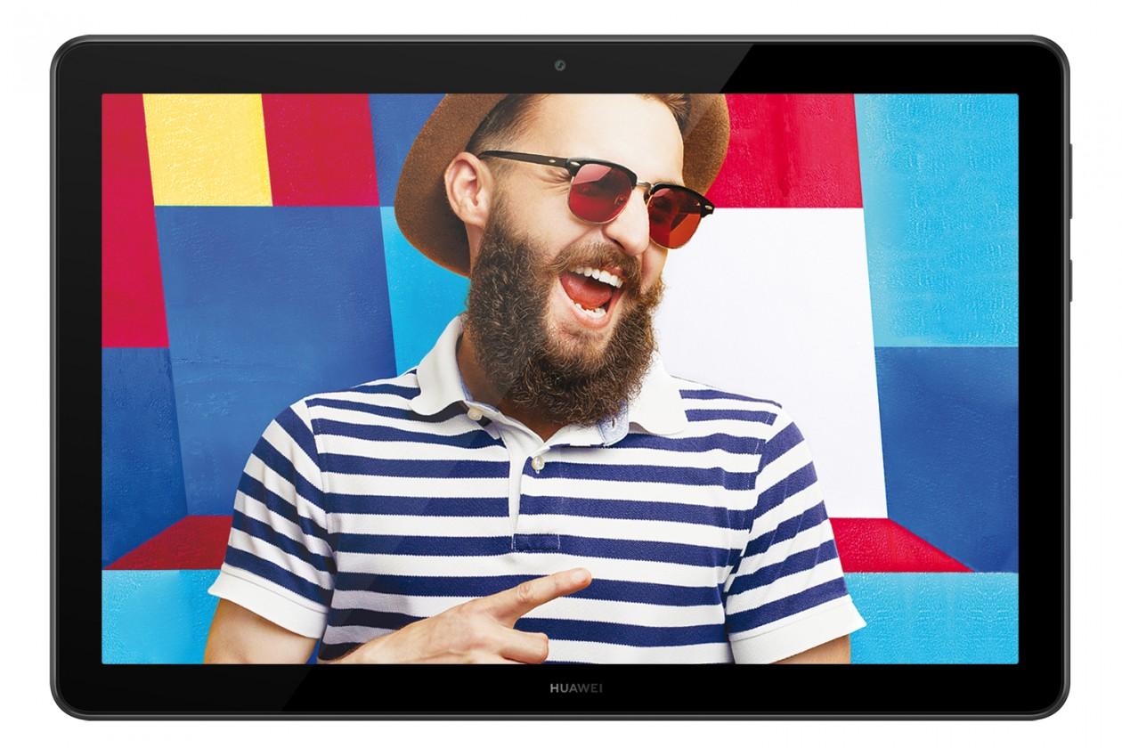 "Android Tablet Huawei MediaPad T5 10,1"" Kirin, 2GB RAM, 16 GB, LTE"