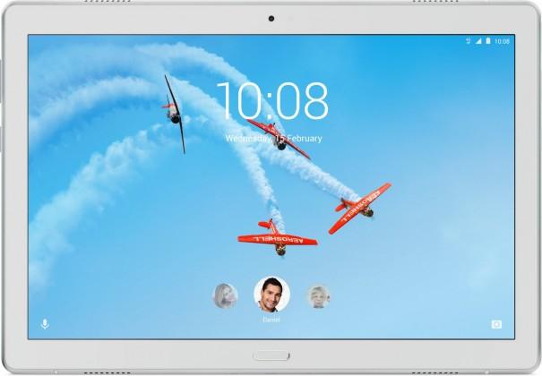 "Android Tablet Lenovo P10 10,1"" FHD 4GB, 64GB, LTE bílý, ZA450067CZ"
