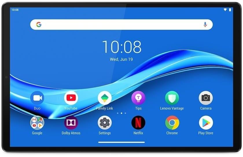 """Android Tablet Lenovo TAB M10+ 10.3"""" FHD 4GB, 64GB, ZA5T0081CZ"""