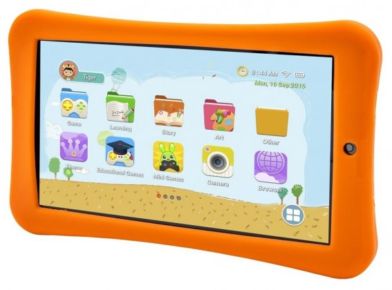 "Android tablet Tablet VIVAX TPC-705 Kids 7"" 16GB, RAM 1GB"