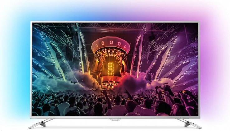 Android TV PHILIPS 49PUS6561