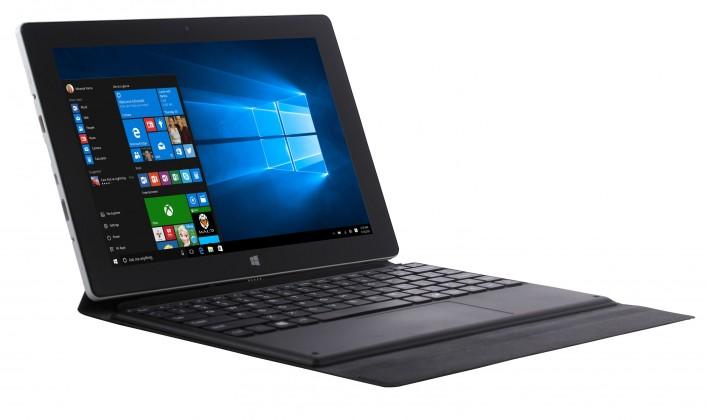 Android UMAX tablet VisionBook/2in1/10,1/2GB/64GB Flash/W10H/černý