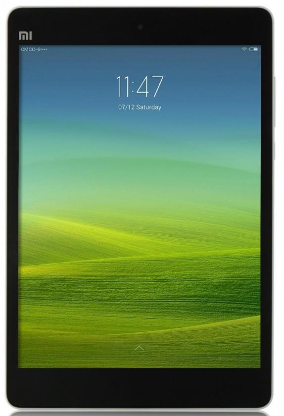 Android Xiaomi MiPad (MIPAD16BGW) biely