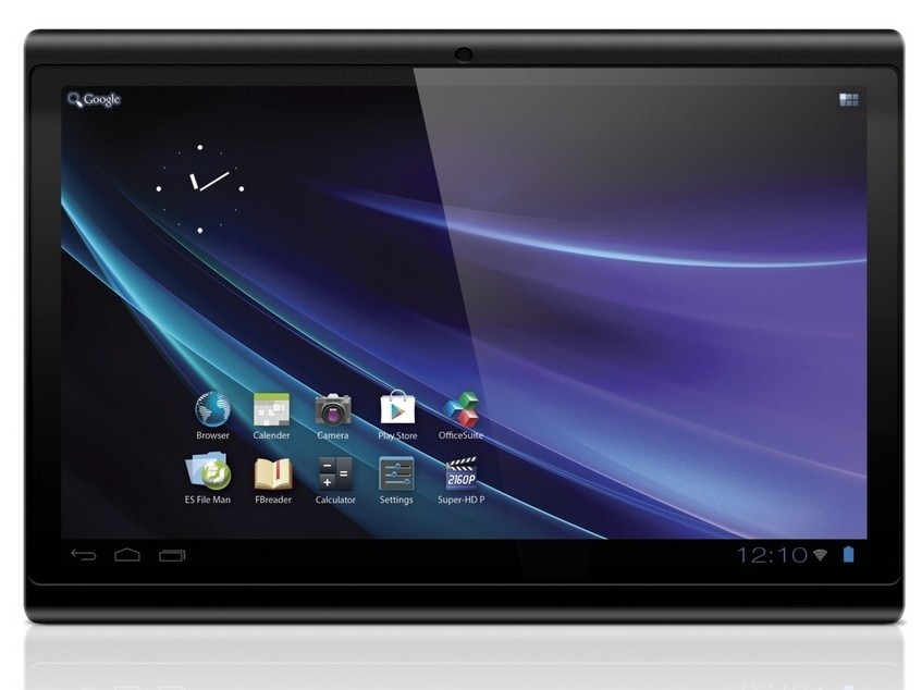 Android Yarvik GoTab Ion 7 (TAB275EUK) čierny