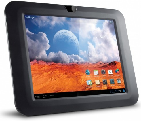 Android Yarvik Luna 8c (TAB374EUK) čierny
