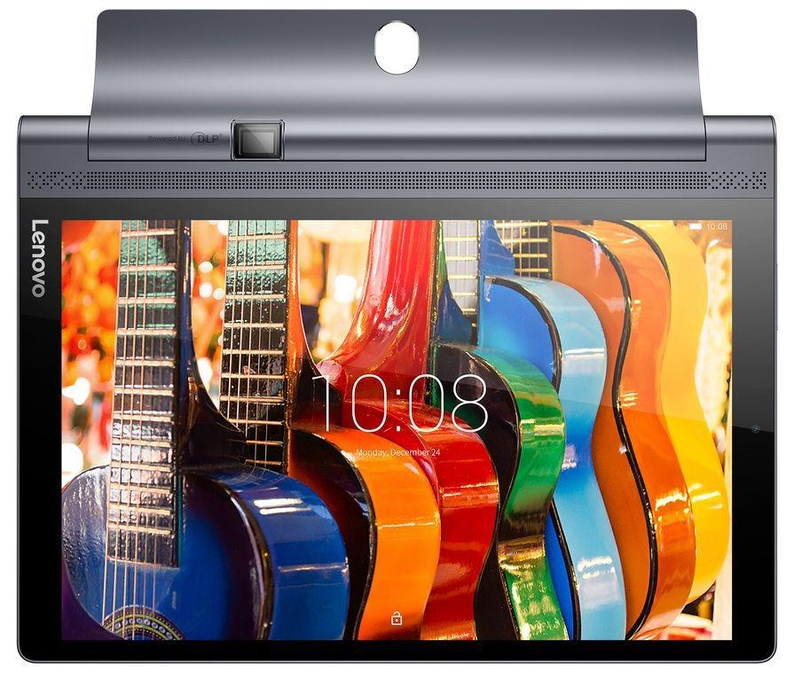 "Android Yoga Tablet 3, 10""PRO/An4.4,ebony ZA0F0053BG ROZBALENÉ"