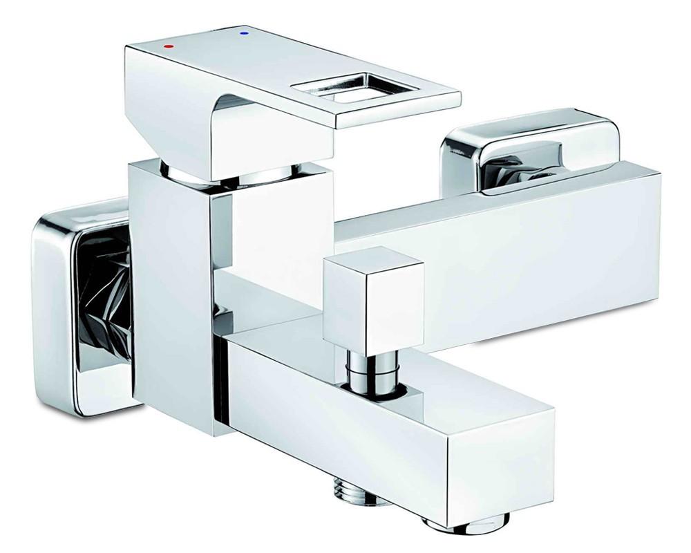 Anemen - Vanová batéria nástenná bez sprchového kompletu (chróm)