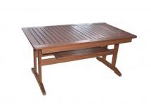 Aneta - Stôl (hnedá)