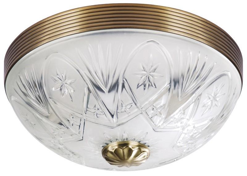 Annabella - Nástenné osvetlenie, 8638 (bronzová)