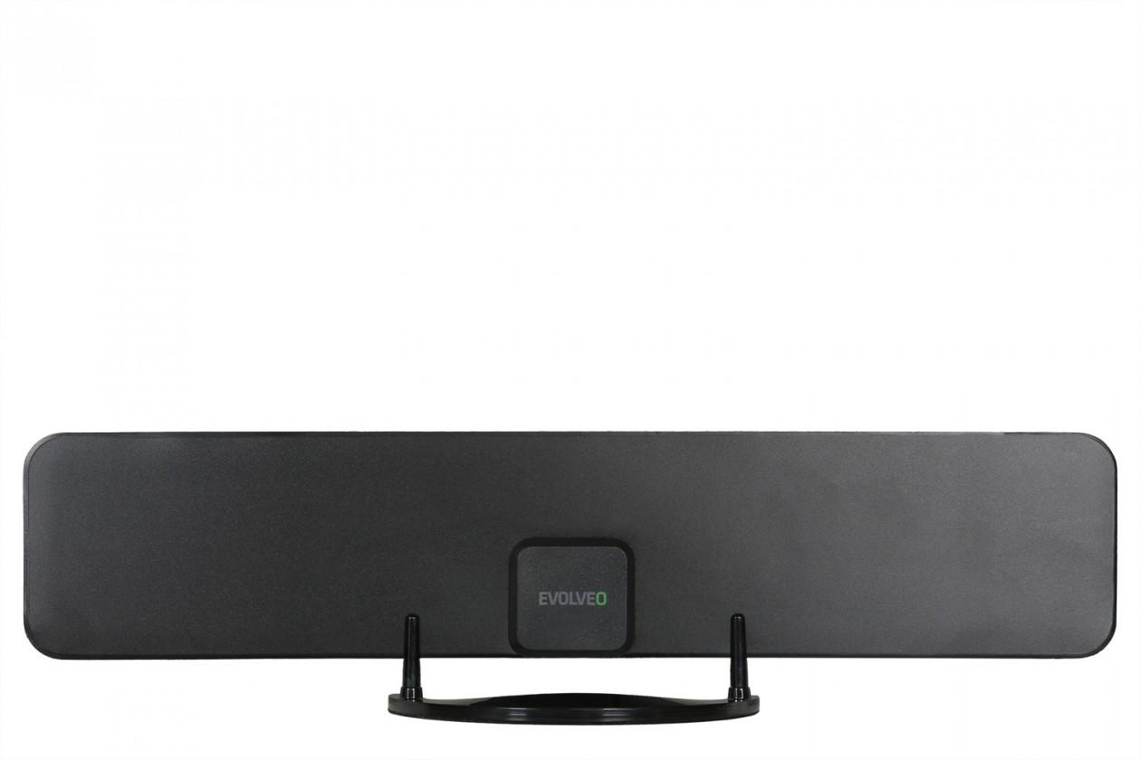 Anténa Evolveo Xany 2B LTE TV anténa 43dBi aktívna izbová
