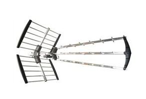 Anténa Solight HN53-LTE TV anténa 17dBi pasívna vonkajšie