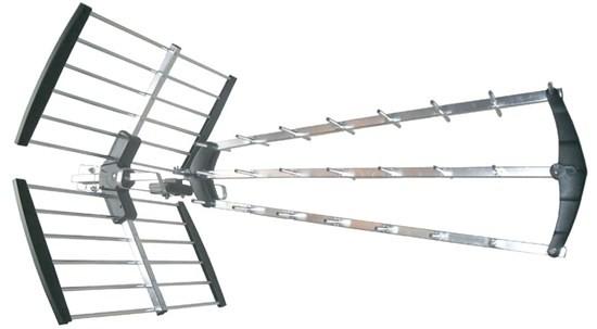 Anténa Solight vonkajšia DVB-T anténa, 39dB, LTE / 4G filter
