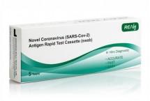 Antigénny test Rapid Test na SARS-COV-2, 5 ks v balení