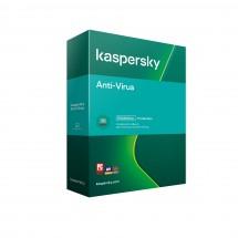 Antivírus Kaspersky 3 x 1 rok + 6 mesiacov Safe kids BOX