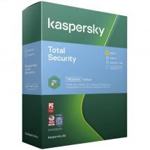 Antivírus Kaspersky Total Security 1 x 1 rok