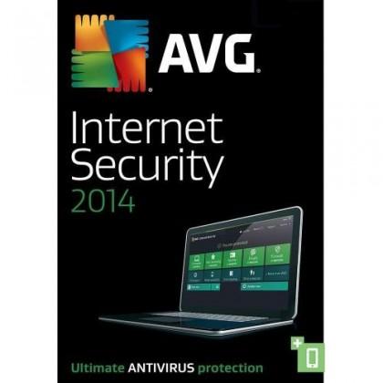 Antivírusové programy AVG Internet security 2014