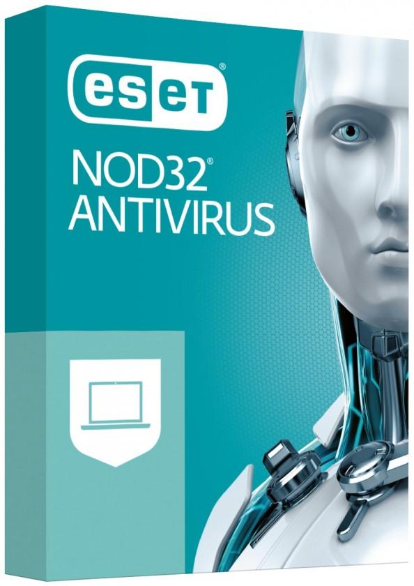 Antivírusový program ESET NOD32 Antivirus OEM na 6 měsíců
