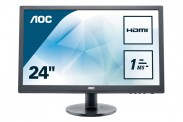 "AOC e2460Sh - LED monitor 24"" e2460Sh"