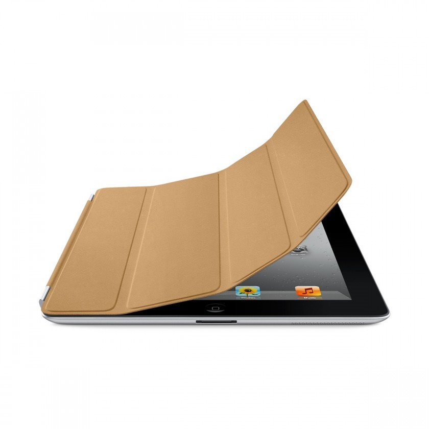 Apple Apple iPad Smart Cover MC948 - svetlo hnedá
