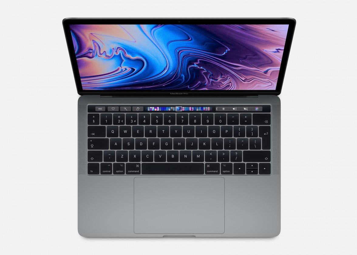 "Apple Apple MacBook Pro 13"" i5 8GB, SSD 256GB - Space Grey, MUHP2CZ/A P"
