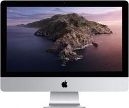 Apple iMac 21,5'', i5/2.3GHz/8G/1TB/CZ, strieborná