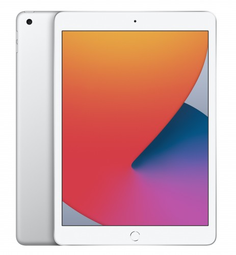 "Apple iPad 10,2"" Wi-Fi 128GB - Silver 2020"