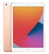 "Apple iPad 10,2"" Wi-Fi+Cell 128GB - Gold 2020"