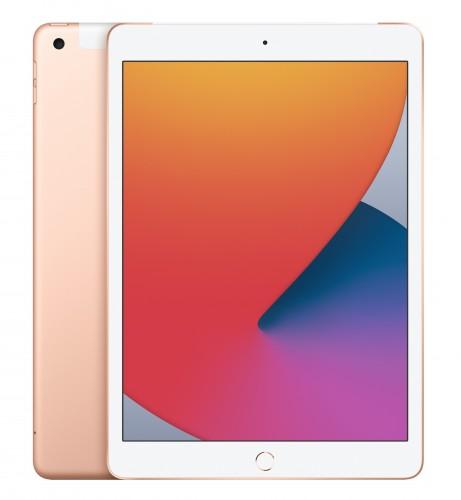 """Apple iPad 10,2"""" Wi-Fi+Cell 128GB - Gold 2020"""