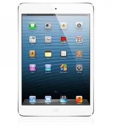 Apple iPad Mini (MD545SL/A) biely-strieborný