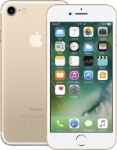 Apple iPhone 7 128GB, gold + držiak do auta
