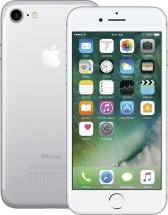 Apple iPhone 7 128GB, silver + držiak do auta