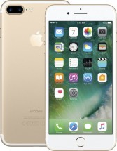 Apple iPhone 7 Plus 256GB, gold + držiak do auta