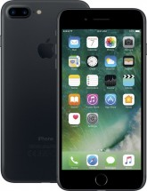 Apple iPhone 7 Plus 32GB, black + držiak do auta