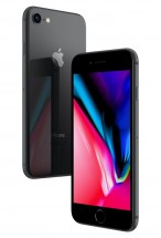 Apple iPhone 8 256GB Space Gray + držiak do auta