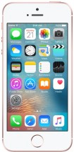 Apple iPhone SE 32GB Rose Gold + darček Tvrdené sklo