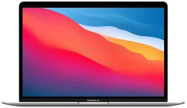 Apple MacBook Air 13'' M1 8GB, SSD 256GB, SLV, MGN93CZ/A + ZADARMO Antivírus Bitdefender Internet Security v hodnote 29.99,-EUR