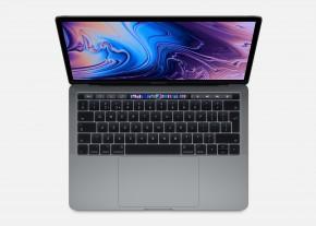 """Apple MacBook Pro 13"""" i5 8GB, SSD 128GB - Silver, MUHQ2CZ/A"""