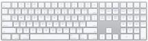 Apple Magic Keyboard NUM, SK, biela