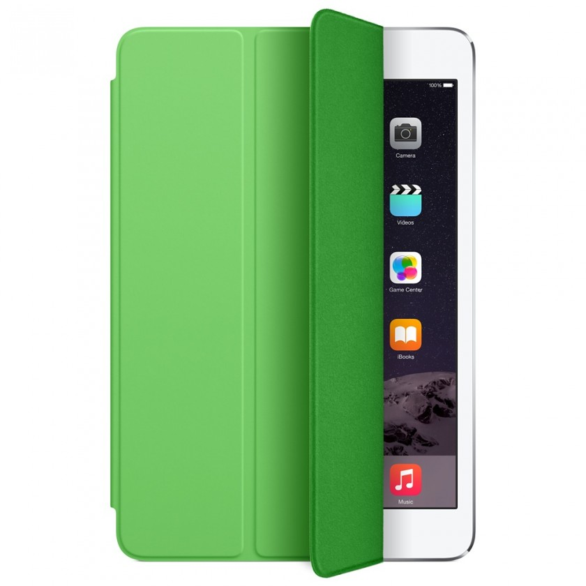 "Apple Puzdro iPad Air Smart Cover pre tablet 7,9""zelená"