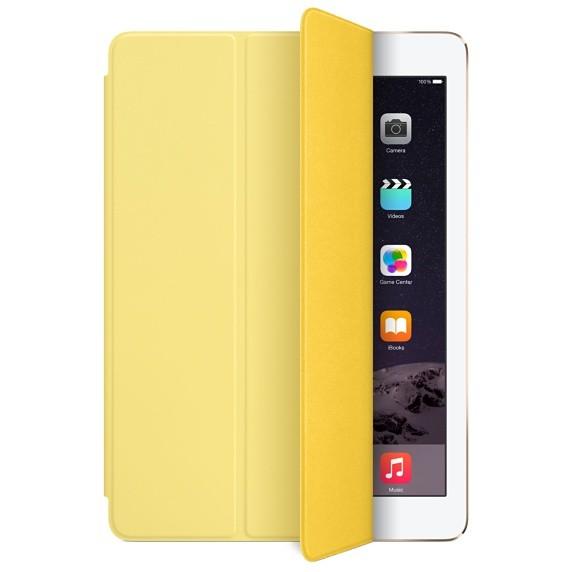 """Apple Puzdro iPad Air Smart Cover pre tablet 9,7"""", žltá"""