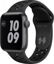 Apple Watch Nike SE GPS, 40mm, šedá