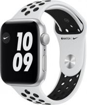 Apple Watch Nike SE GPS, 44mm, strieborná