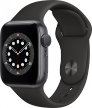 Apple Watch S6 GPS, 40mm, šedá