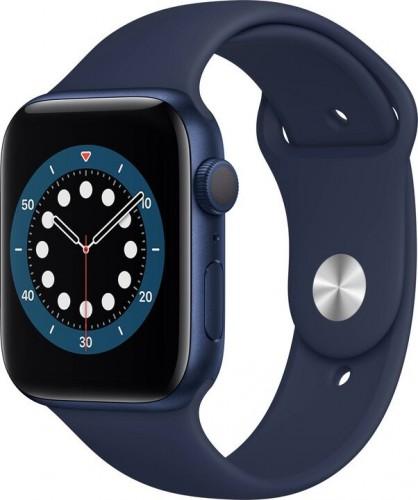 Apple Watch S6 GPS, 44mm, modrá