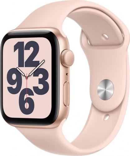 Apple Watch SE GPS, 44mm, ružová