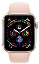 Apple Watch Series 4 GPS, 40mm, ružová, športový remienok
