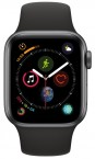 Apple Watch Series 4 GPS, 40mm, sivá, športový remienok