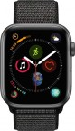 Apple Watch Series 4 GPS, 44mm, sivá, prevliekací remienok